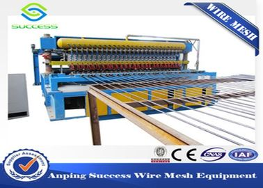 Cina Multi Function Wire Mesh Equipment, Reinforcing Bar Wire Mesh Weaving Machine pemasok
