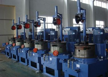 Cina Pulley Continuous Copper Wire Drawing Plant Dengan Sertifikasi CE / ISO9001 pemasok