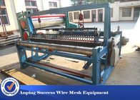 Cina Hot Dip Galvanized Crimped Wire Mesh Machine Mine Screen Loom Heavy Duty Type pabrik