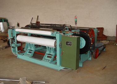 Cina Plain / Twill Woven Type Shuttleless Weaving Machine Untuk Kawat Stainless Steel pabrik