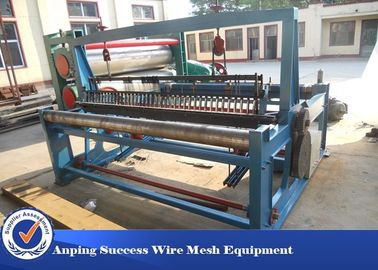 Cina Hot Dip Galvanized Crimped Wire Mesh Machine Mine Screen Loom Heavy Duty Type Distributor