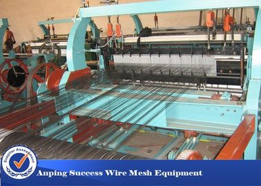 Cina Eco Friendly Wire Mesh Membuat Mesin, Shuttleless Mesh Weaving Machine 3400kg pabrik