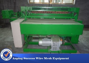 Cina Stainless Steel 304 SS Welded Wire Mesh Machine Dengan Diameter Kawat Besar Distributor