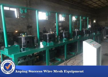 Cina High Speed ​​Steel Wire Drawing Machine Mudah dioperasikan 1 - 4 Drawing Path Distributor