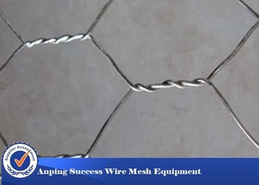 Cina Pelapisan Zinc Tinggi Gabion Wire Mesh Baskets Simple Construction Hexagonal Hole Shape Distributor